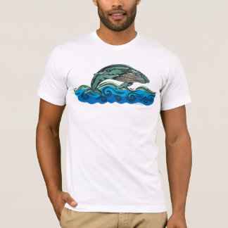 Baleia de Humpback #1 Camiseta