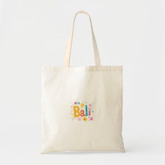 Bali Indonésia Bolsa Tote