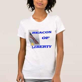 Baliza da liberdade camiseta