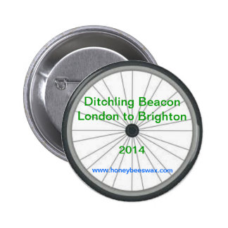 Baliza de Ditchling - Londres a Brigghton 2014