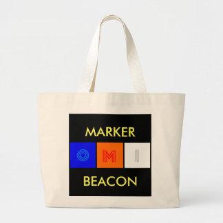 baliza de marcador, MARCADOR, BALIZA Bolsas Para Compras