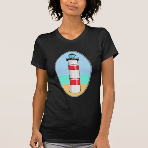 Baliza do farol t-shirt