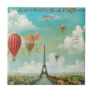 Ballooning sobre Paris