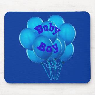 Balões adultos do bebé mousepads