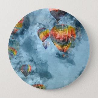 Balões de ar quente bóton redondo 10.16cm