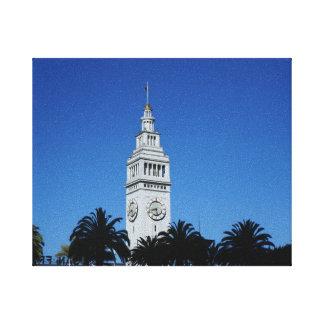 Balsa de San Francisco que constrói as canvas #4