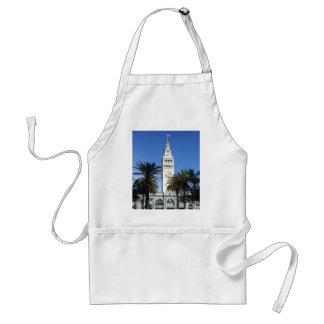 Balsa de San Francisco que constrói o avental #3