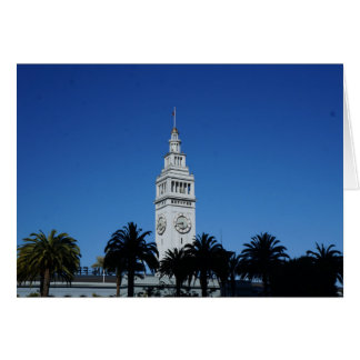 Balsa de San Francisco que constrói o cartão #4