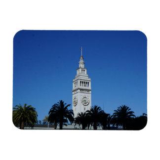 Balsa de San Francisco que constrói o ímã da foto