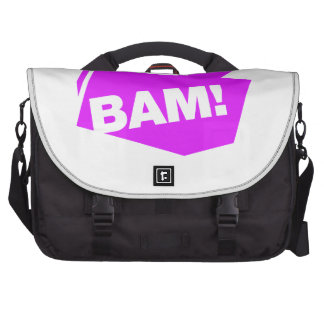 BAM! violett Maleta Para Laptop