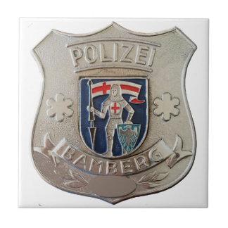 Bamberga Polizei