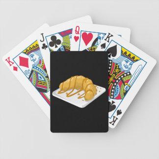 Banana da comida do pulso aleatório nenhuns nomes cartas de baralho