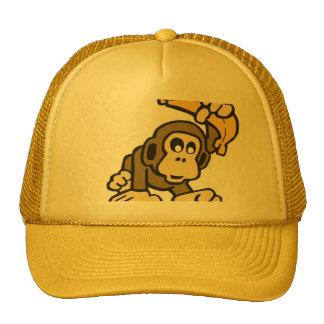 Banana do macaco boné