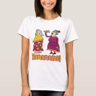 Banannies! Camiseta