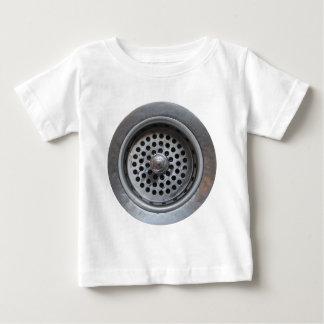 Banca da cozinha camiseta para bebê