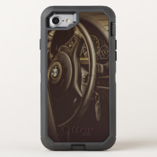 Banco do condutor capa para iPhone 8/7 OtterBox defender