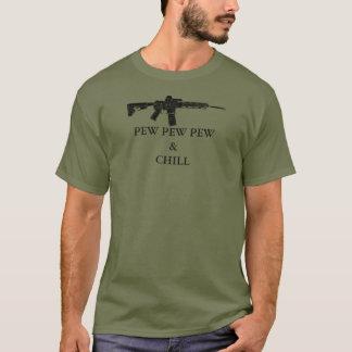 Banco e frio camiseta