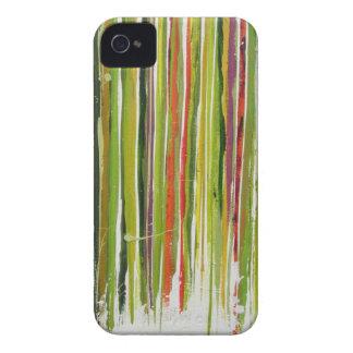Banda da cor capas para iPhone 4 Case-Mate
