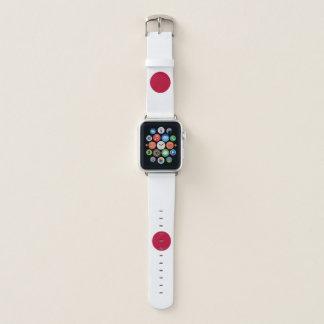 Banda de relógio de Apple da bandeira de Japão