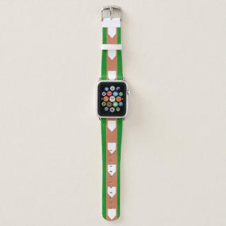 banda de relógio de Apple do homeplate, 42mm