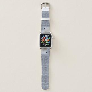Banda de relógio de Apple do urso polar