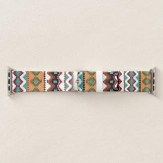Banda de relógio tribal de Apple do teste padrão