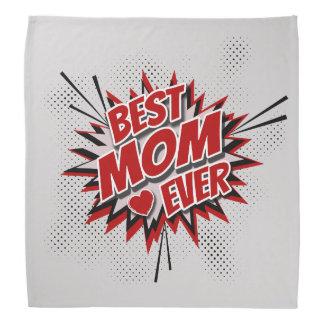 Bandana A melhor mamã nunca