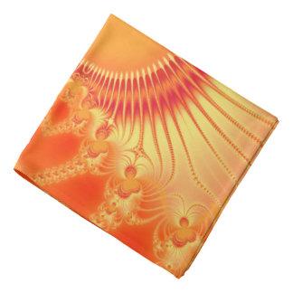 Bandana Alargamento solar do Fractal