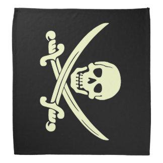 Bandana alegre da bandeira de pirata de Roger