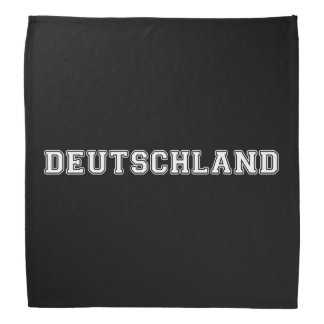 Bandana Alemanha