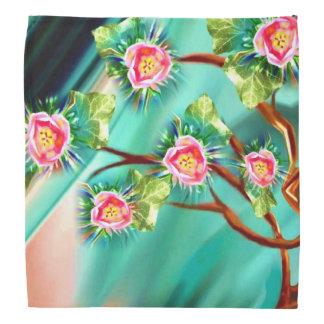 Bandana Árvore de florescência da fantasia do primavera