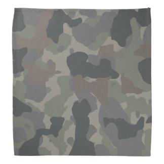 Bandana As forças armadas camuflam