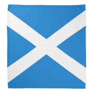 Bandana Bandeira escocesa