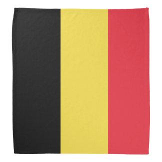 Bandana Bandeira nacional de Bélgica