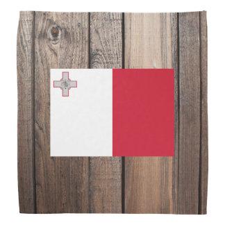 Bandana Bandeira nacional de Malta