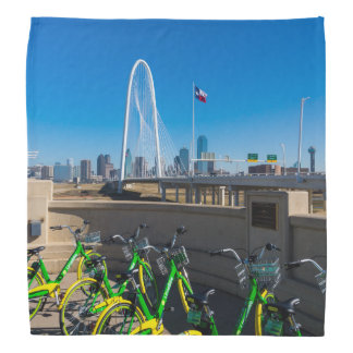Bandana Bicicletas e Dallas