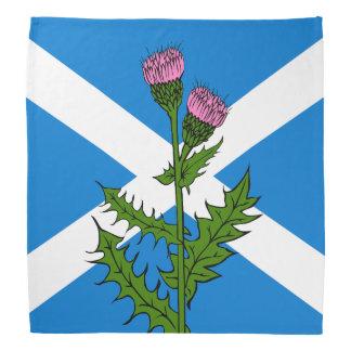 Bandana Cardo escocês