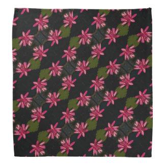Bandana cor-de-rosa de Lotus Waterlily