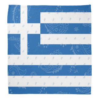 Bandana da bandeira da piscina