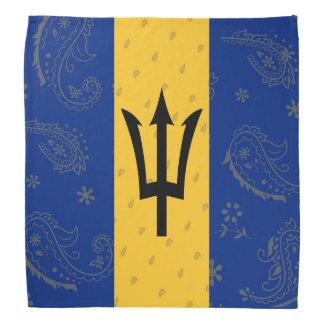 Bandana da bandeira de Barbados