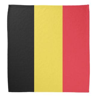 Bandana da bandeira de Bélgica