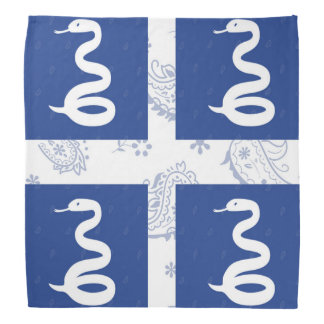 Bandana da bandeira de Martinica