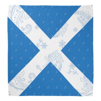 Bandana da bandeira de Scotland
