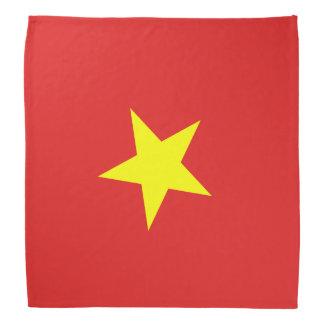 Bandana da bandeira de Vietnam