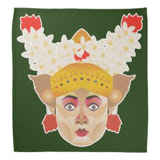 Bandana Dançarino da menina do Balinese