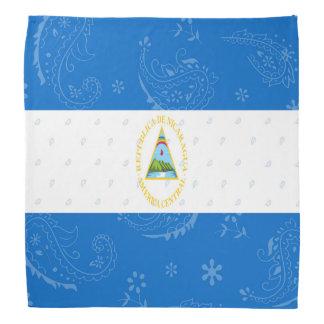 Bandana de Nicarágua