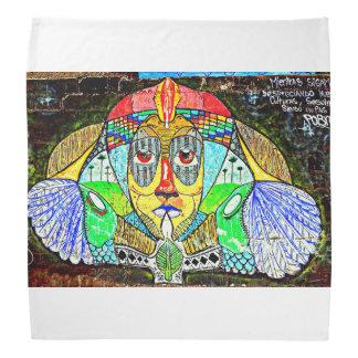 Bandana Deuses peruanos do arco-íris