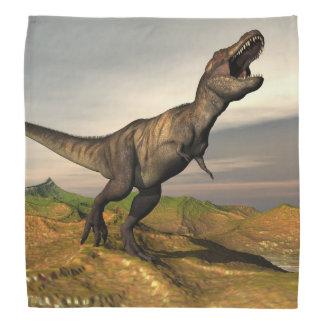 Bandana Dinossauro do rex do tiranossauro - 3D rendem