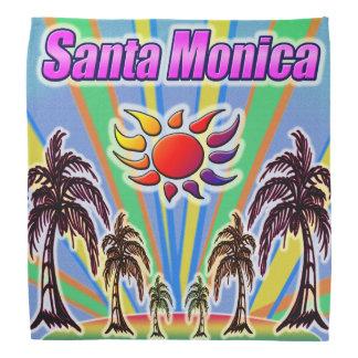 Bandana do amor do verão de Santa Monica