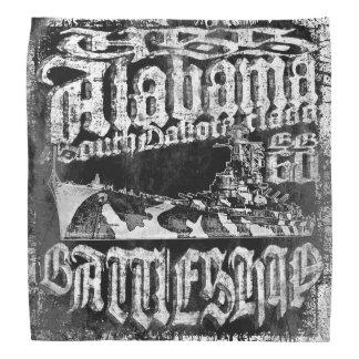 Bandana do Bandana de Alabama da navio de guerra